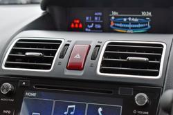 2015 Subaru Forester 2.5i-L Special Edition S4 MY15 AWD Quartz Blue