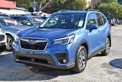 2018 Subaru Forester 2.5i S5 MY19 AWD Horizon Blue
