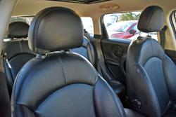 2011 MINI Countryman Cooper S R60 Four Wheel Drive Crystal Silver