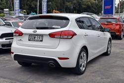 2015 Kia Cerato S YD MY15 Clear White