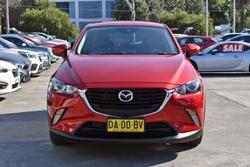 2017 Mazda CX-3 Maxx DK Soul Red