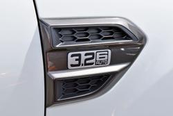 2016 Ford Ranger Wildtrak PX MkII 4X4 Dual Range Frozen White