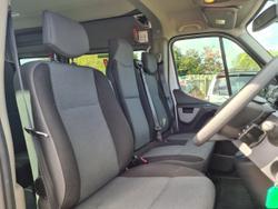 2017 Renault Master X62 Grey