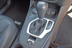 2017 Jeep Cherokee Limited KL MY17 4X4 On Demand Diamond Black Crystal