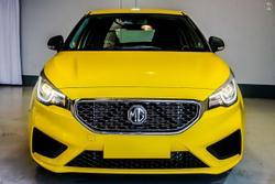 2021 MG MG3 Core MY21 Yellow