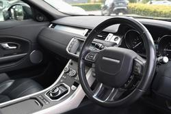 2017 Land Rover Range Rover Evoque TD4 180 SE L538 MY17 4X4 On Demand Santorini Black