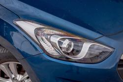 2014 Hyundai i30 Trophy GD2 MY14 Dazzling Blue