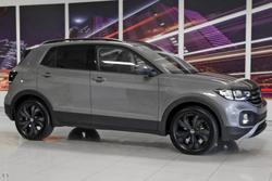 2021 Volkswagen T-Cross 85TSI CityLife C1 MY21 Limestone Grey