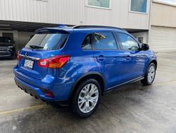 2019 Mitsubishi ASX ES XC MY19 Blue