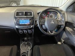 2016 Mitsubishi ASX LS XB MY15.5 Grey