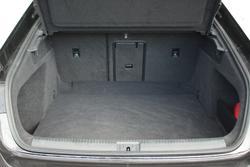 2017 Volkswagen Arteon 206TSI R-Line 3H MY18 Four Wheel Drive Deep Black