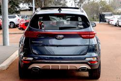 2021 Kia Sportage GT-Line QL MY21 AWD Blue