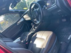 2020 Mazda BT-50 GT TF 4X4 Dual Range Red