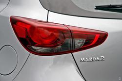 2021 Mazda 2 G15 Evolve DJ Series Sonic Silver