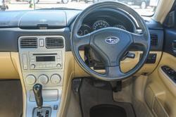 2005 Subaru Forester XS Luxury 79V MY05 AWD Silver