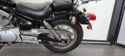 2018 Yamaha XV250 (VIRAGO VX250S, VX250R) Black