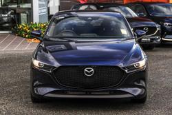 2021 Mazda 3 G20 Evolve BP Series Deep Crystal Blue