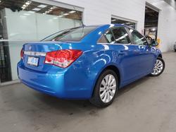 2011 Holden Cruze CDX JH Series II MY11 Blue