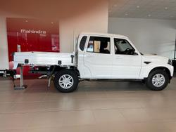 2021 Mahindra PIK-UP S10+ (No Series) 4X4 White