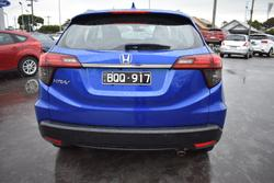 2019 Honda HR-V VTi-S MY20 Brilliant Sporty Blue