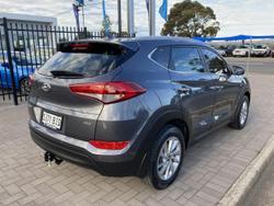 2015 Hyundai TUCSON 2016 Hyundai TLe TUCSON WG ELITE 2.0D AUTO (D7W52EC5GGGADZ) Grey