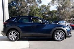 2021 Mazda CX-30 G25 Touring DM Series AWD Deep Crystal Blue
