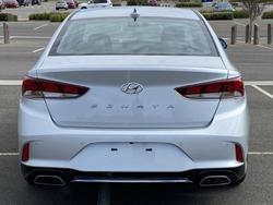 2019 Hyundai Sonata Active LF4 MY19 SILVER