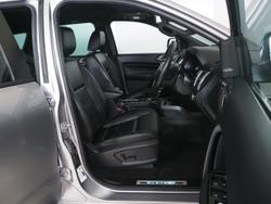 2019 Ford Everest Titanium UA II MY19 4X4 Dual Range Silver
