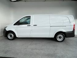 2015 Mercedes-Benz Vito 114BlueTEC 447 White