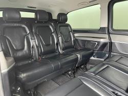 2016 Mercedes-Benz V-Class V250 d Avantgarde 447 Black