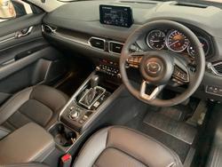 2021 Mazda CX-5 GT KF Series AWD Snowflake White Pearl