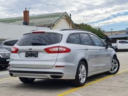 2017 Ford Mondeo Ambiente MD MY17.5 Moondust Silver