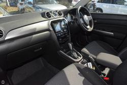 2021 Suzuki Vitara LY Series II Silver
