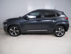 2018 Hyundai Kona Highlander OS MY18 Grey