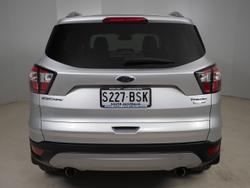 2017 Ford Escape Trend ZG AWD Silver