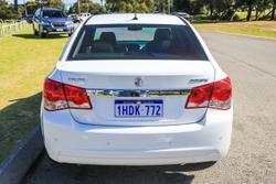 2015 Holden Cruze Equipe JH Series II MY15 White