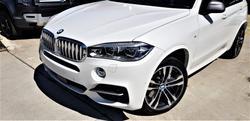 2016 BMW X5 M50d F15 4X4 Constant Alpine White