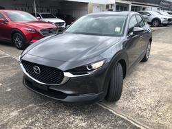 2021 Mazda CX-30 G20 Evolve DM Series Machine Grey