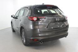 2021 Mazda CX-8 Touring KG Series AWD Machine Grey