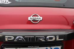 1999 Nissan Patrol ST GU 4X4 Dual Range Red