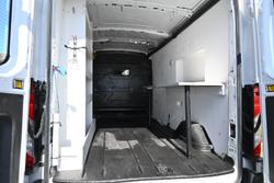 2016 Ford Transit 350L VO Frozen White