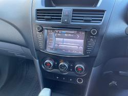 2016 Mazda BT-50 XTR UR 4X4 Dual Range White