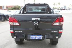 2015 Mazda BT-50 XTR UP 4X4 Dual Range Black