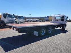 2008 Hino FL 2427-500 Series 6x2 Tray