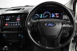 2019 Ford Ranger XLS PX MkIII MY19 4X4 Dual Range White