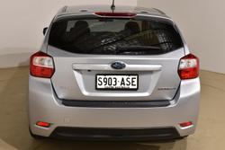 2012 Subaru Impreza 2.0i-S G4 MY12 AWD Ice Silver