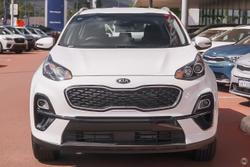 2021 Kia Sportage S QL MY21 White