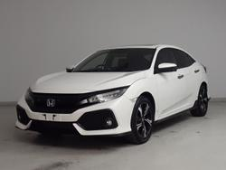 2017 Honda Civic RS 10th Gen MY17 White Orchid