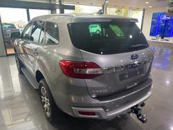 2021 Ford Everest Trend UA II MY21.75 4X4 Dual Range Aluminium