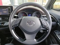 2018 Toyota C-HR Koba NGX10R Black